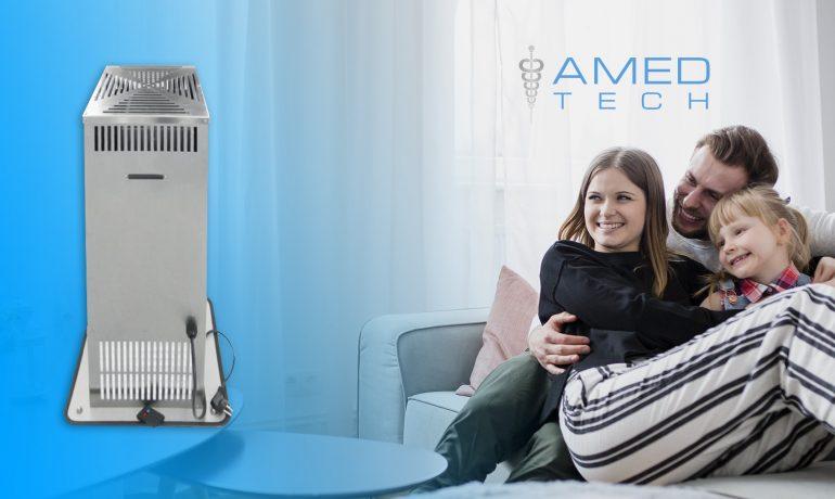 Bemutatjuk új termékcsaládunkat - AernoviR-t, a tisztább levegőért