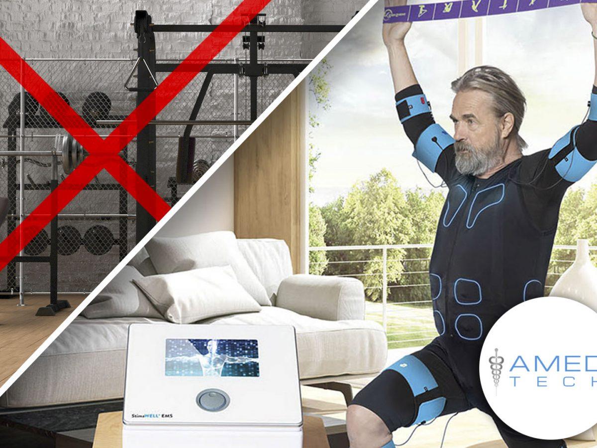 Eljött az otthon edzés ideje